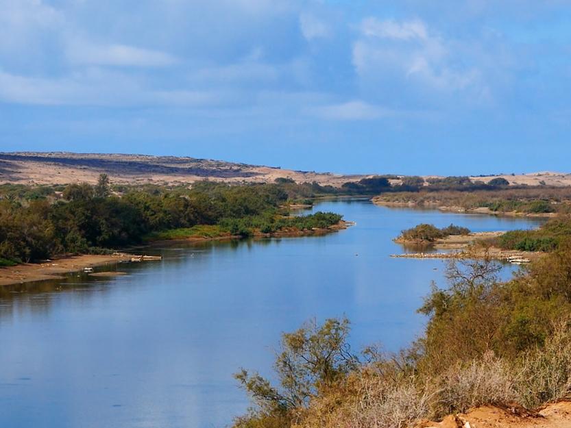 Oued Massa - Parc national