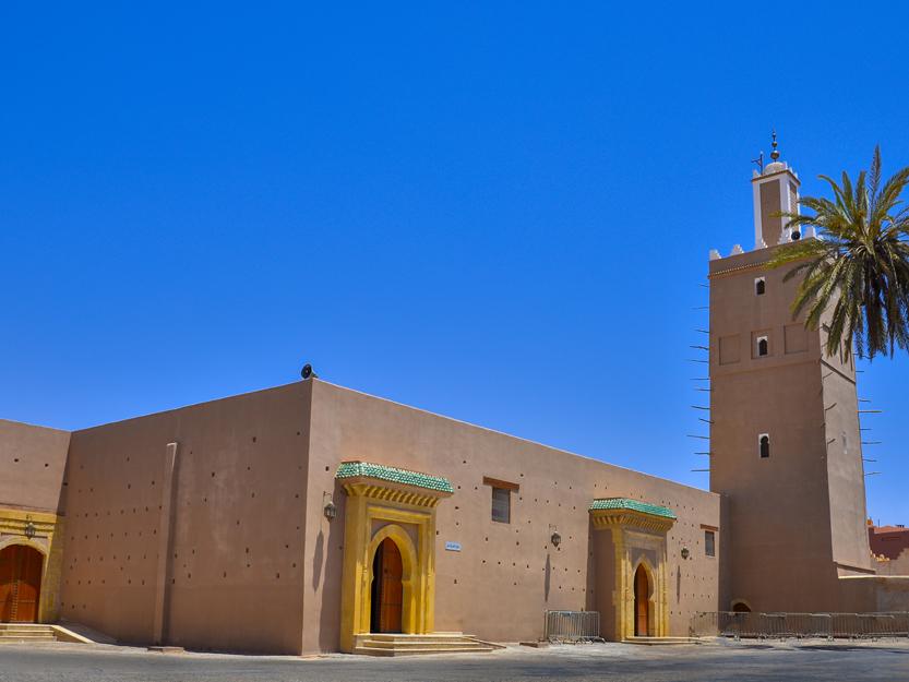 Minaret - Mosquée de Tiznit