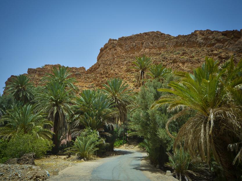 Gorges d'Ait Mansour - Tafraoute