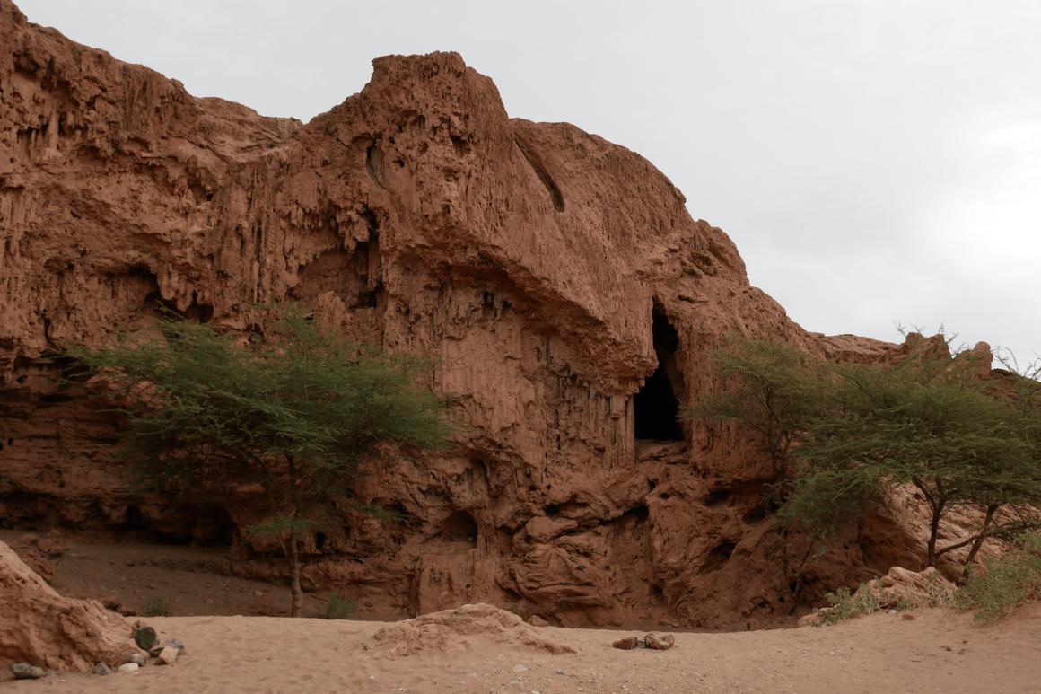 Grottes de Messalites