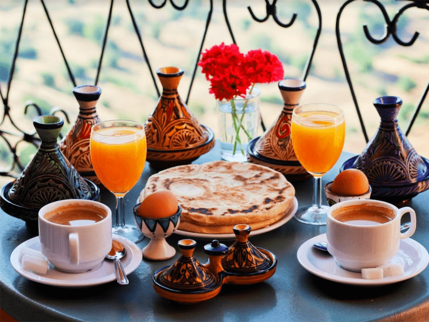 Petit Déjeuner - Souss Massa