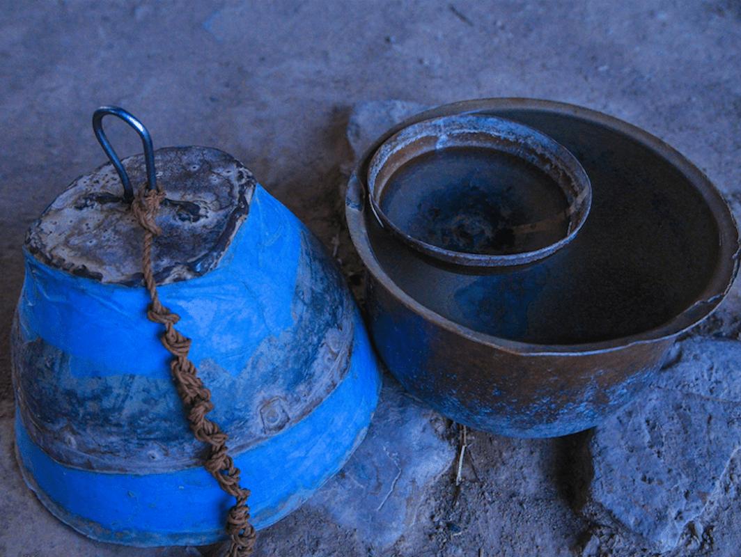 Clepsydre - Horloge à eau