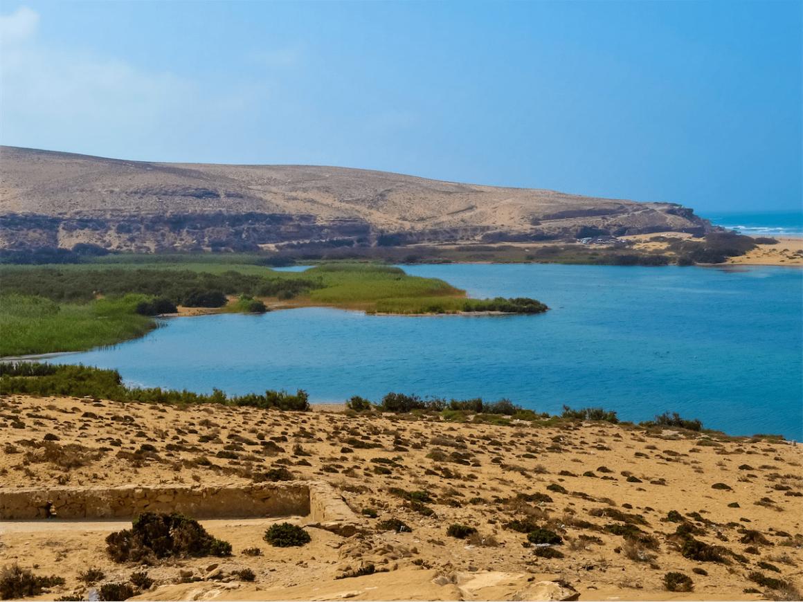 Estuaire - Oued Tamri