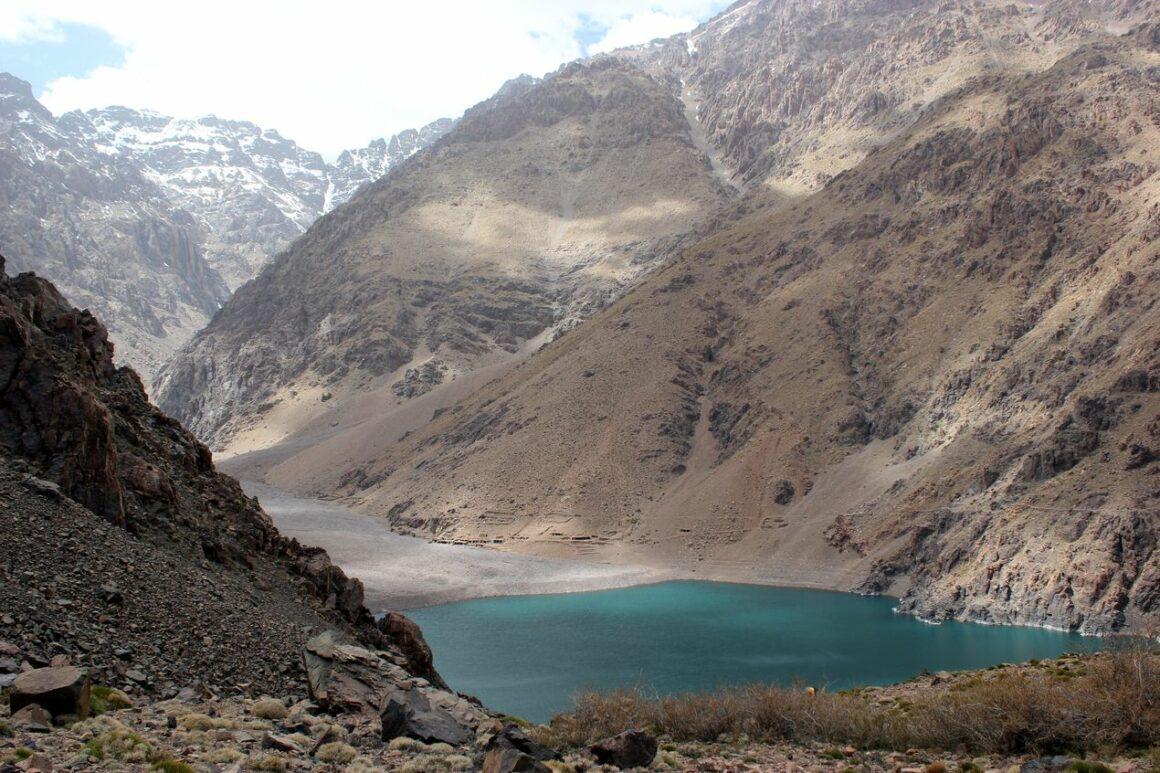 Lac d'Ifni - Parc National du Toubkal