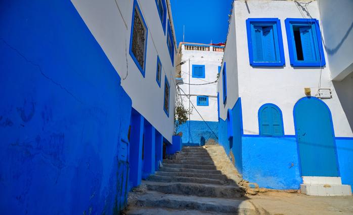Taghazout - Village