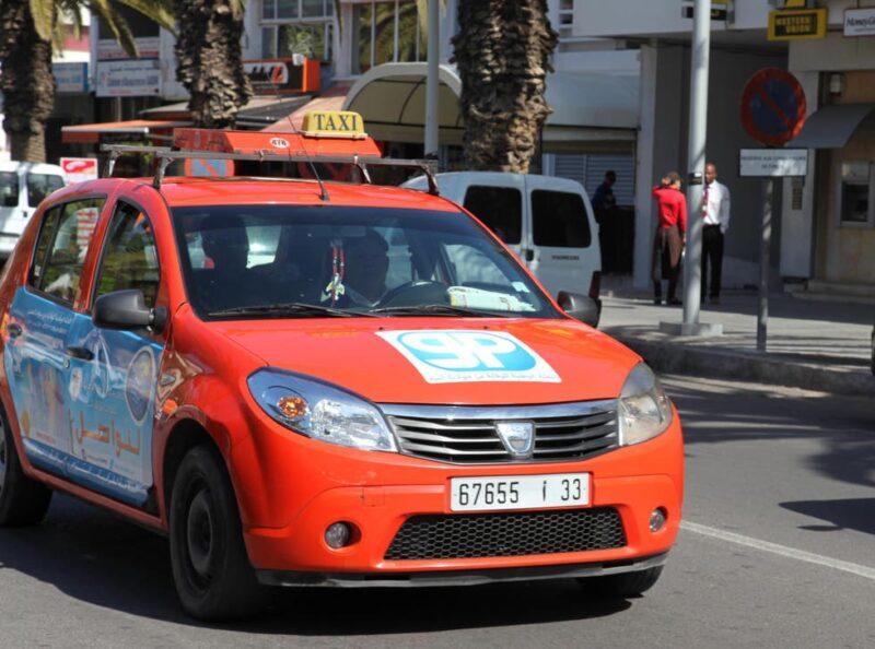 Taxis Agadir