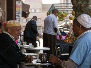 Pause Café à Taroudant