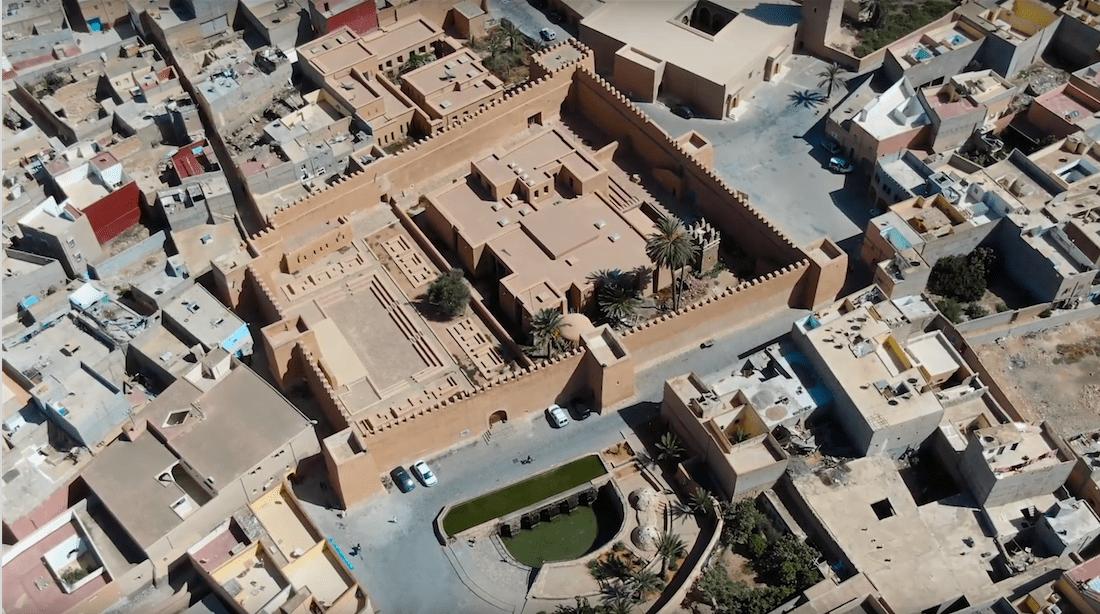 Vue - Kasbah d'Aghanaj