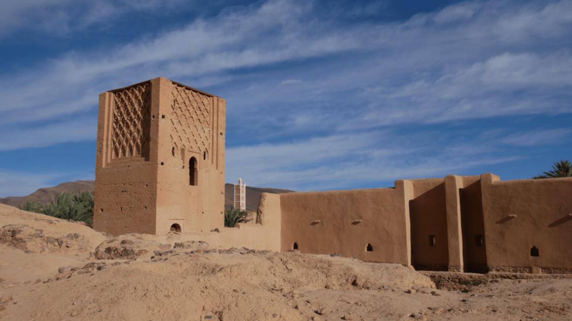 """Minaret """"Lalla Baytou Allah"""" Akka"""