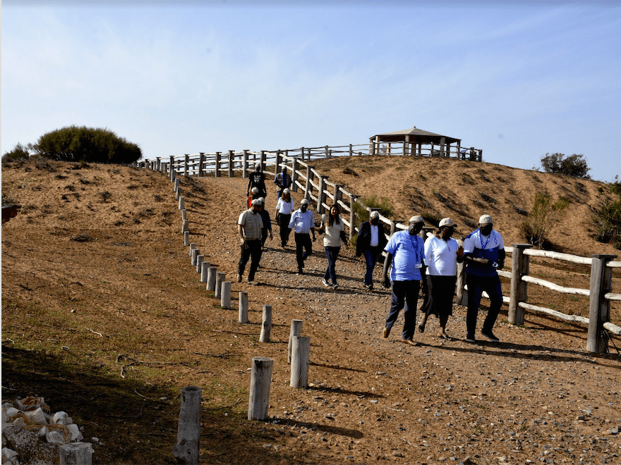 Visite - Parc National du Souss Massa