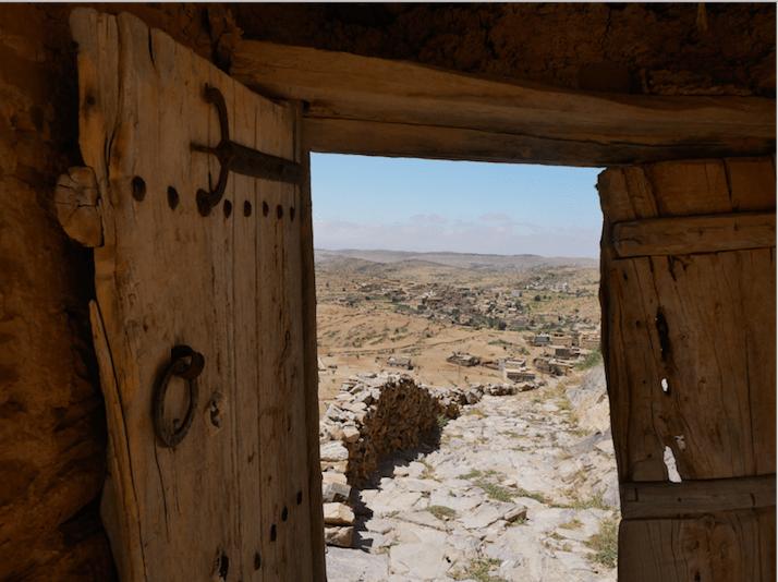 Agadir Tasguent - Accés