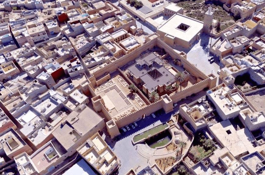 Kasbah Aghanaj - Tiznit