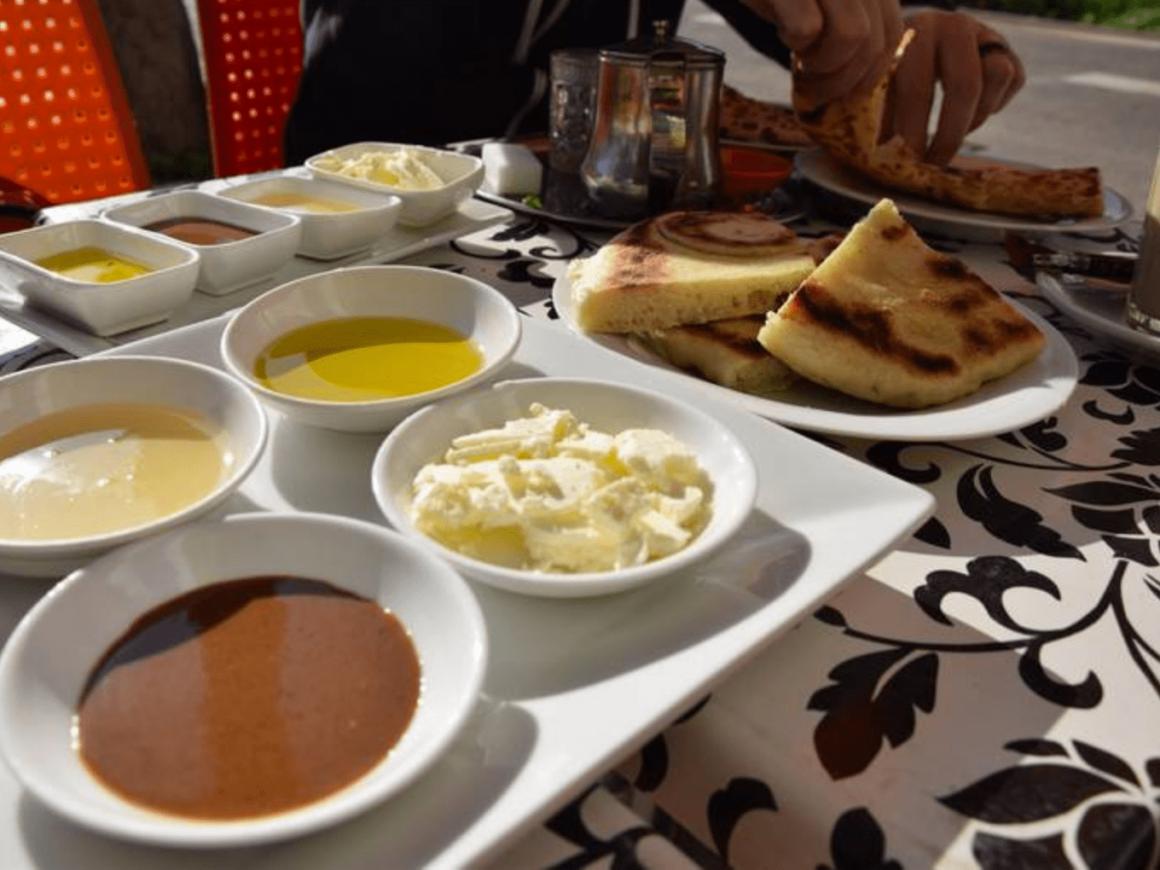 Déjeuner - Souss Massa
