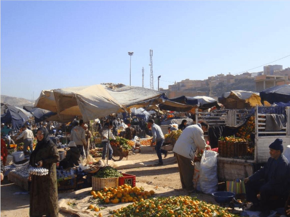 Fruit&Légumes - Souk d'Aourir