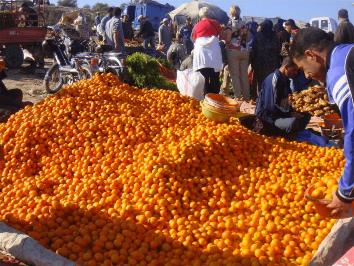 Fruit&Légumes - Souk