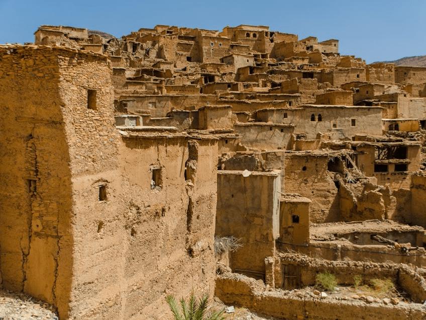 Village de Gdourt