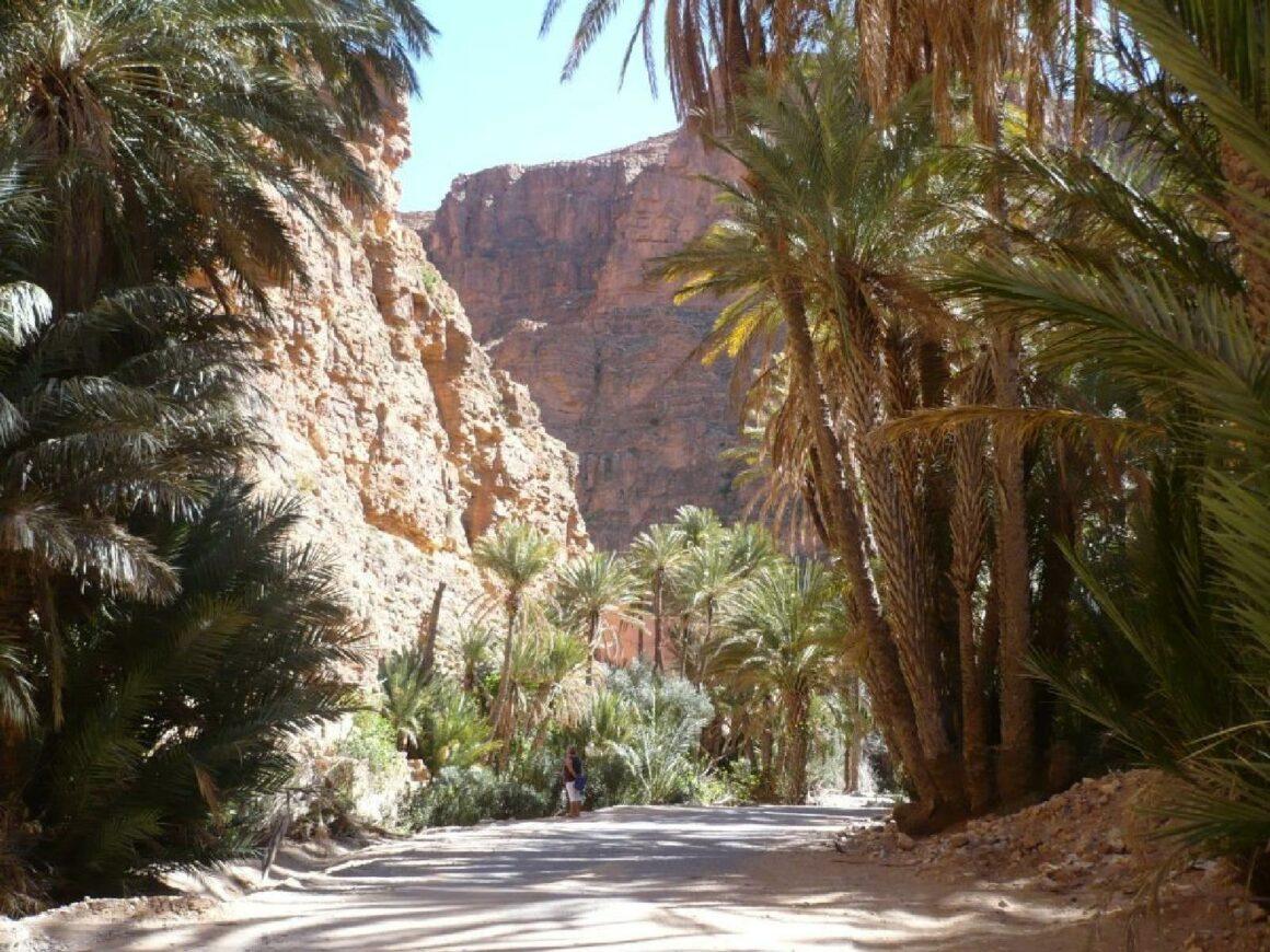 Gorges d'Ait Mansour
