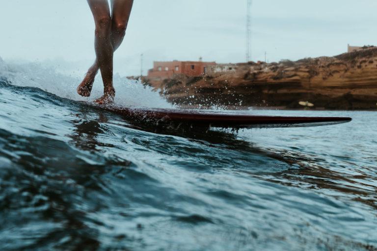 Surf - Baie d'Imsouane