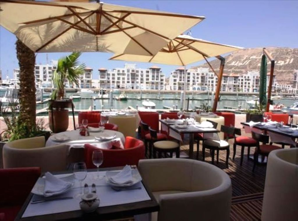 Restaurant Marina - Agadir