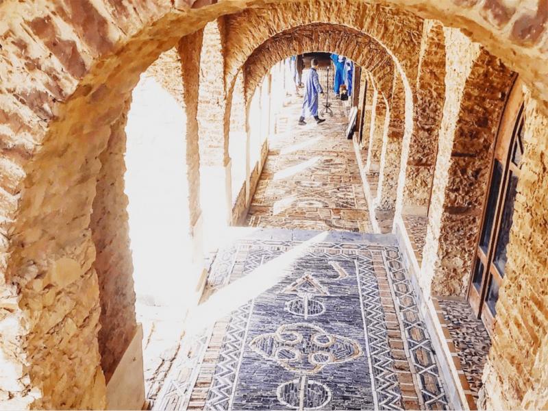 Boutiques - Medina d'Agadir