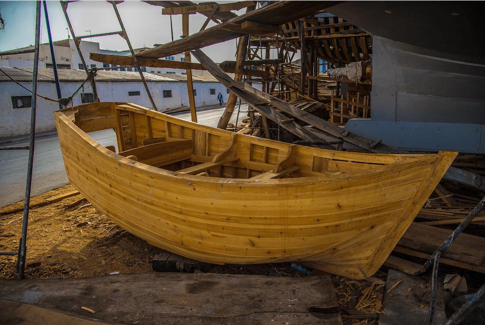 Chantier Naval - Agadir