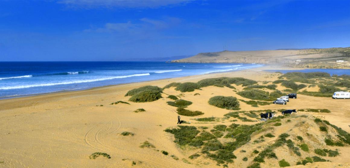 Tamri plage