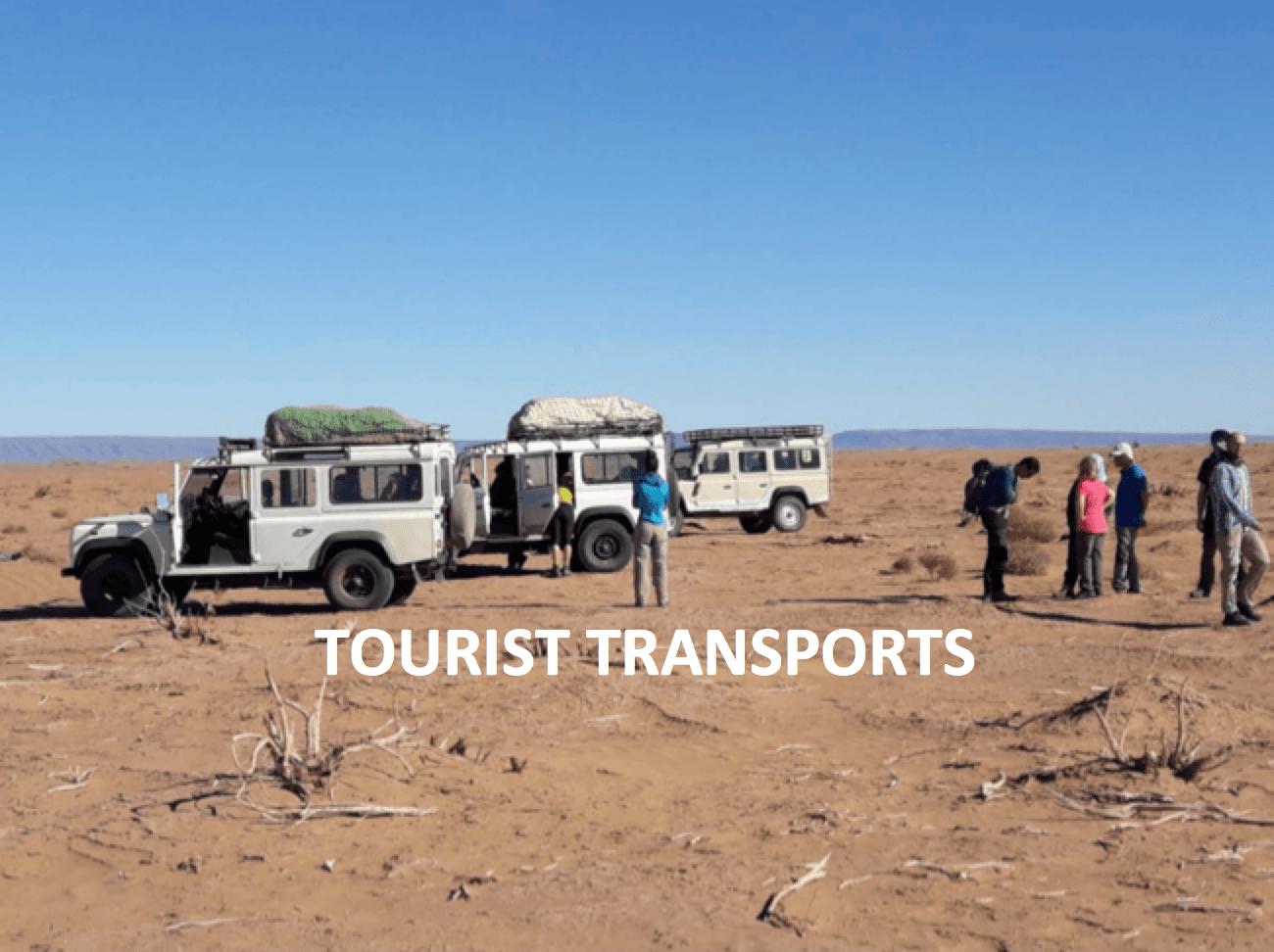 TRANSPORTS TOURISTIQUES - AGADIR