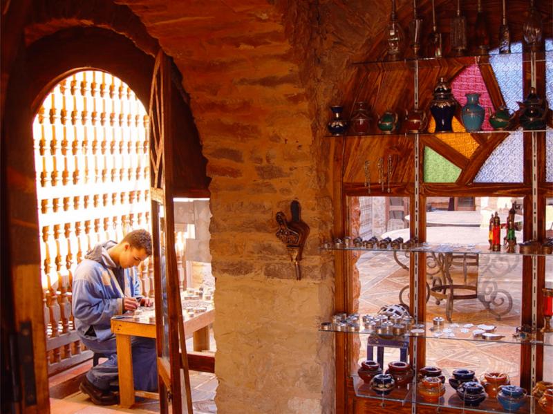 Artisans - Medina d'Agadir