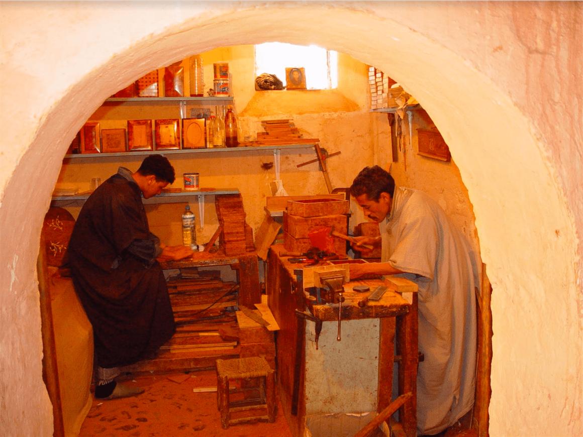 Artisans - Medina