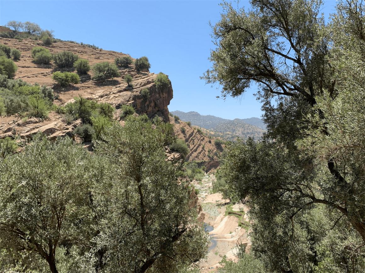Randonnée - Vallée d'Afensou