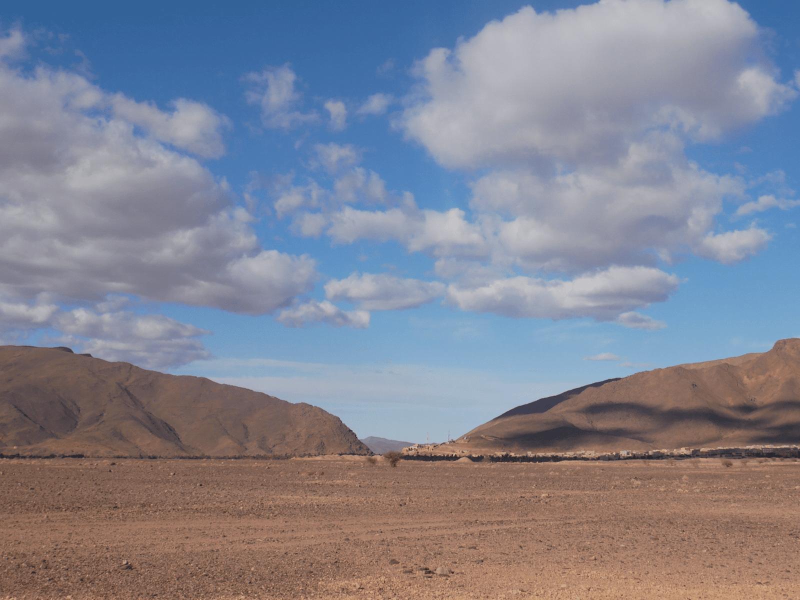 Jbel Bani - Région de Foum Zguid