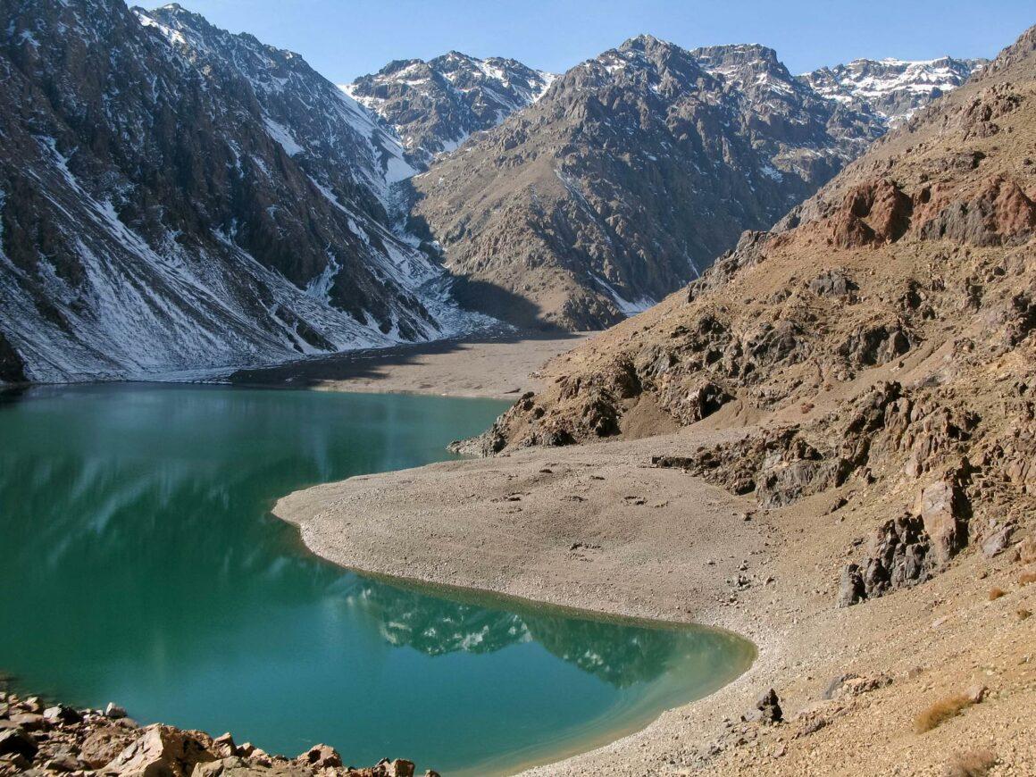 Vue - Lac d'Ifni