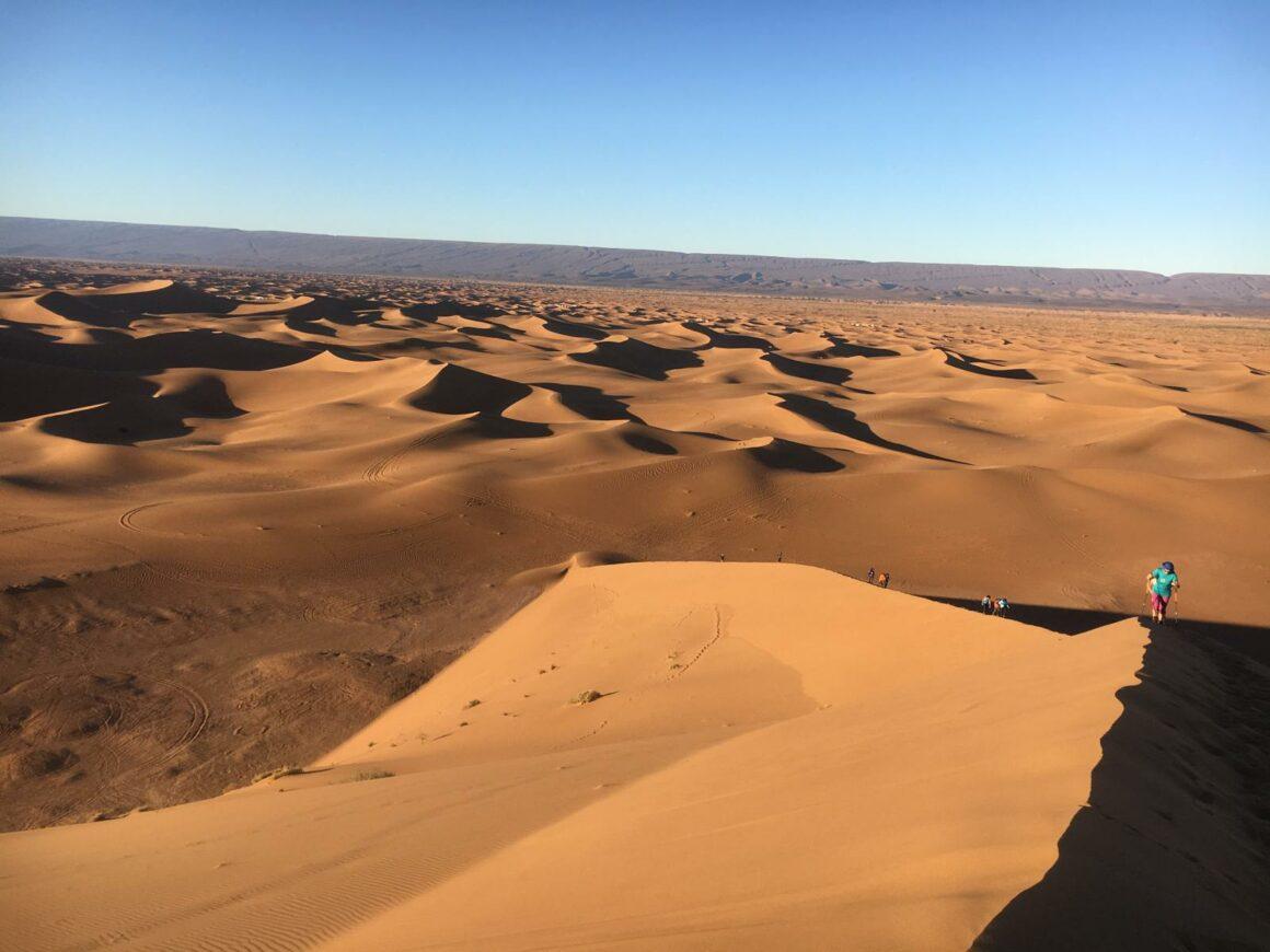 Dunes - Parc National d'Iriqui