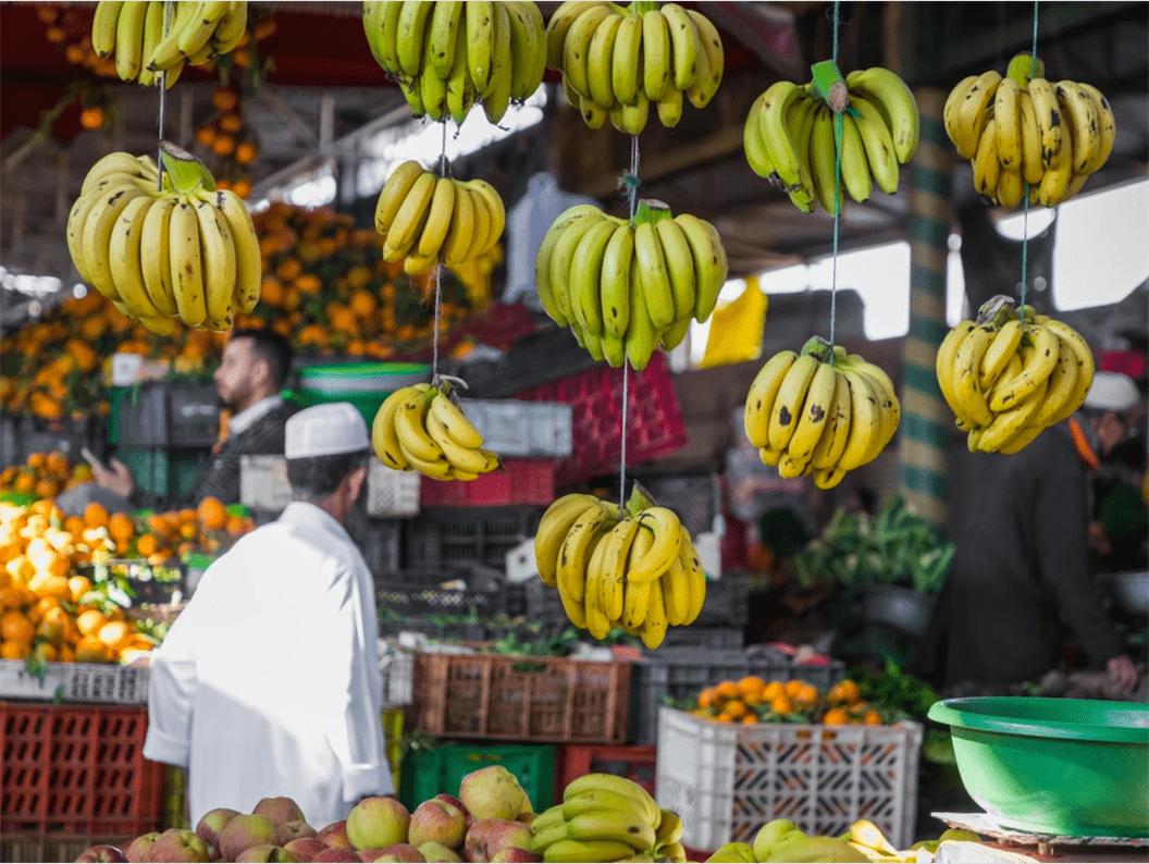 Souk el Had - Agadir