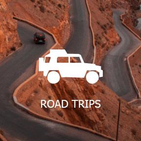 road trips - agadir