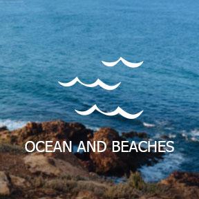 Beaches of Agadir