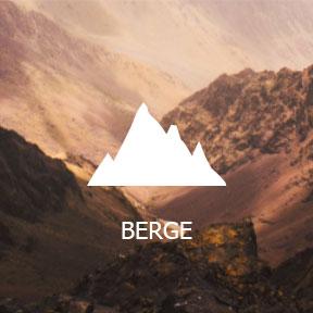 Berge von Marroko