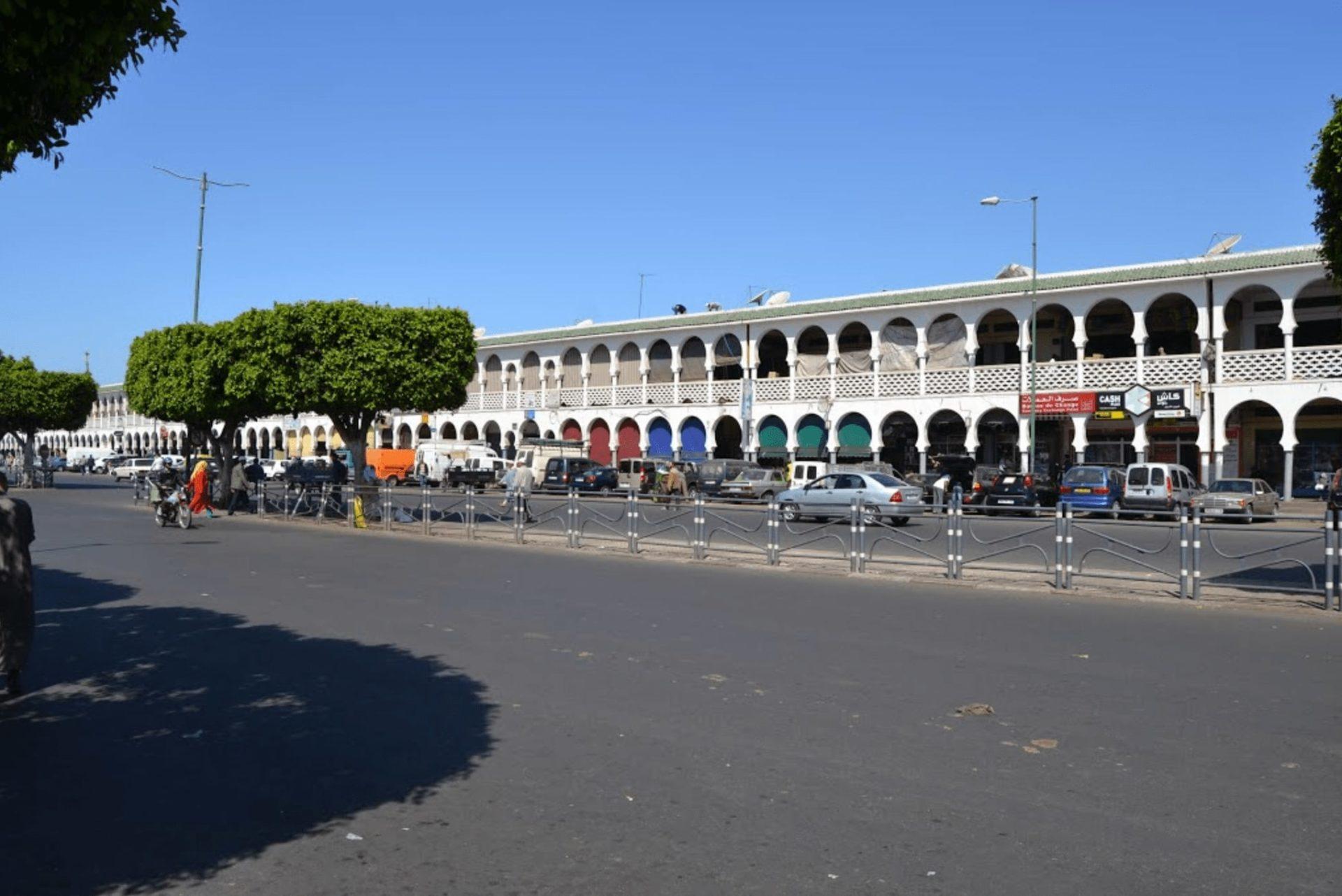 Marché Agadir Inezgane